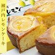 話題の希少糖入りスイーツ 瀬戸内レモンケーキ【ギフト/内祝】