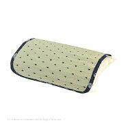 い草枕カバー涼夏約44×45cm(紐付き)【円高還元】