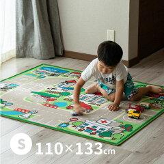 【期間限定★レビューで200円割引でお得】赤ちゃん期はプレイマット!幼児期はキッズコーナーマ...