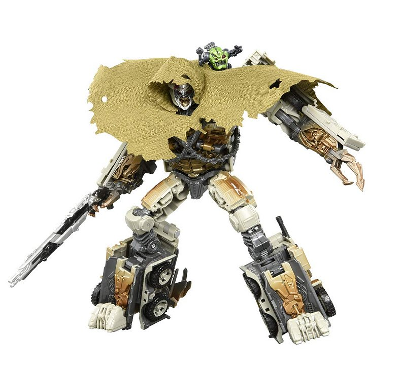 Transformers villains SS-27