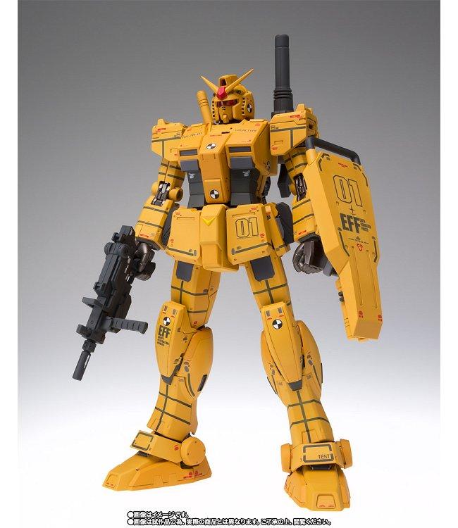 コレクション, フィギュア GUNDAM FIX FIGURATION METAL COMPOSITE RX-78-01 N