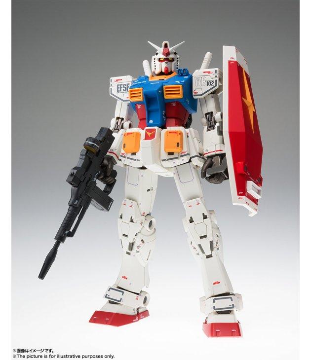 コレクション, フィギュア GUNDAM FIX FIGURATION METAL COMPOSITE RX-78-02 40Ver.