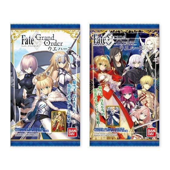 トレーディングカード・テレカ, トレーディングカード FateGrand Order 24