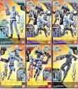 創動 仮面ライダービルド アクションガーディアンズ 全5種 6個セット(アクションボディ1個追加)