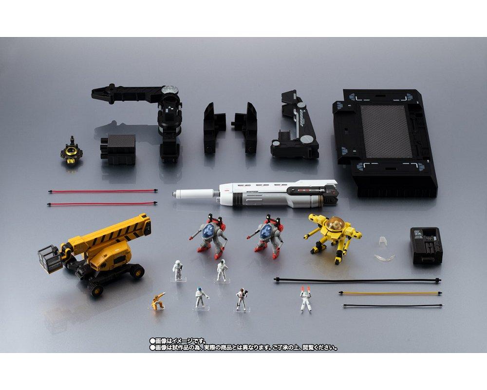 プラモデル・模型, ロボット METAL STRUCTURE RX-93