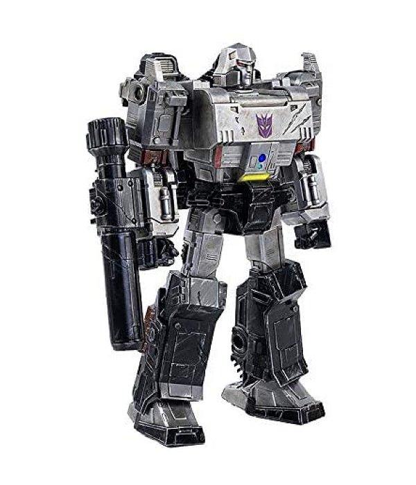 コレクション, フィギュア threezero Transformers: War For Cybertron Trilogy: Siege DLX Megatron : : DLX