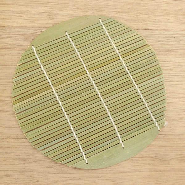 竹ス 19.5cm 丸型業務用/和食器/蕎麦用品/そば用品 通販