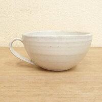 スープカップ 白萩 400cc和食器 業務用 美濃焼 マグカップ スープマグ スープカップ