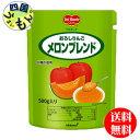 【送料無料】 キッコーマン すりおろしりんごメロンブレンド (500g×12袋) 1ケース(12袋)