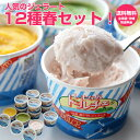 しまなみドルチェ人気ジェラート12種春セット!送料無料!(1
