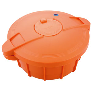 MEYERマイヤーMEYER電子レンジ圧力鍋オレンジMPC-2.3OR【YNC】【●】