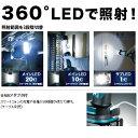 マキタ 充電式LEDワークライト ML807(14.4V/18Vバッテリ専用)(※バッテリ・充電器別売) ▼ 2