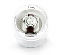 【送料無料】マブチモーター採用1本巻きウォッチワインダーワインディングマシーンKA003自動巻き時計に【あす楽】
