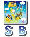 楽譜 SB256 Monster嵐  ミュジックエイト