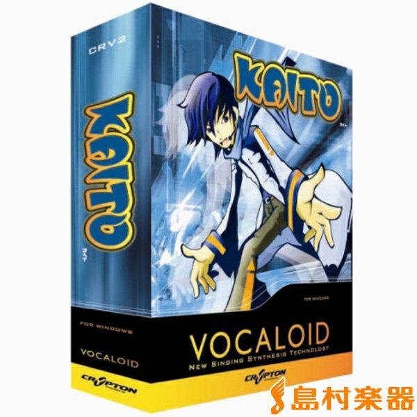DAW・DTM・レコーダー, 音源 MEDIAphage VOCALOID KAITO