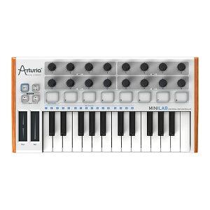 【送料無料】ARTURIA / アートリア MiniLab USB MIDIキーボード 25鍵盤