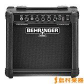 BEHRINGER ULTRABASS BT108 ベースアンプ 【ベリンガー】