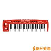 BEHRINGER U-CONTROL UMX490 USBオーディオインターフェイス / MIDIキーボード 49鍵盤 【ベリンガー】
