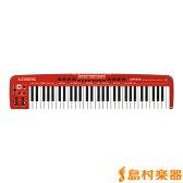 BEHRINGER U-CONTROL UMX610 USBオーディオインターフェイス / MIDIキーボード 61鍵盤 【ベリンガー】