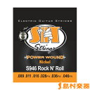 SIT STRINGS S946 エレキギター弦 ROCK-...