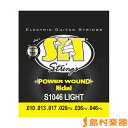 SIT STRINGS S1046 エレキギター弦 LIGH...