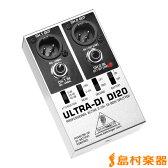 BEHRINGER ULTRA-DI DI20 ダイレクトボックス/スプリッター 【ベリンガー】