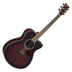 【送料無料】YAMAHA / ヤマハ FSX755SC MBL エレクトリック・アコースティックギター【島村楽器限定】 【新品】