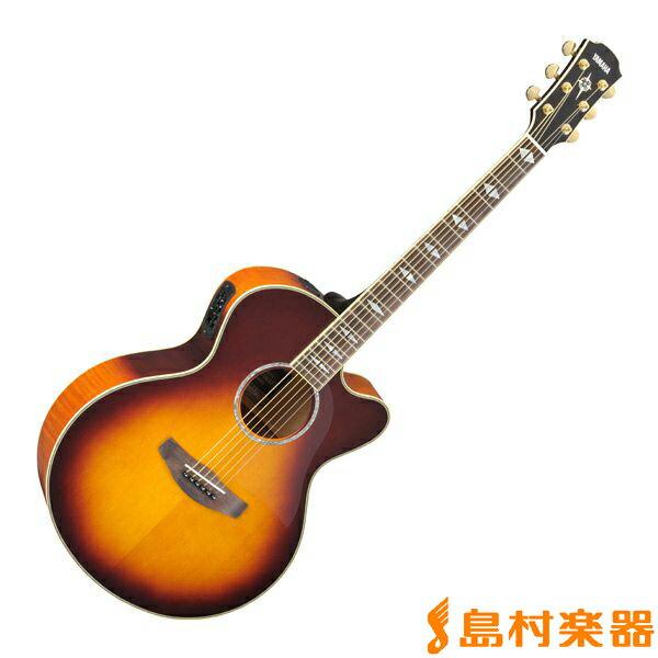 ギター, エレアコギター YAMAHA CPX1000