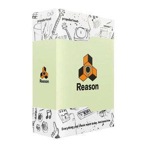 プロペラヘッド 通常版 Reason7 Propellerhead 【国内正規品】