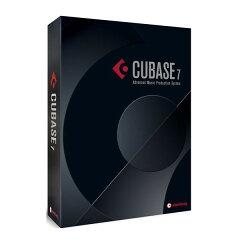 【送料無料】steinberg / スタインバーグ CUBASE7 通常版 DTMソフト 【国内正規品】