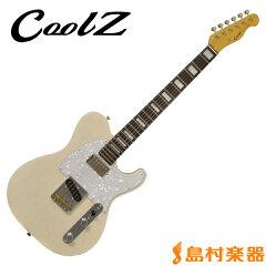 【送料無料】CoolZ / クールZ ZTL3R/FM SBW エレキギター 【限定モデル】 【新品】