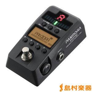 KORG / コルグ Pandora Stomp PX-ST Black ストンプ・マルチ・エフェクター/チューナー 【新品】