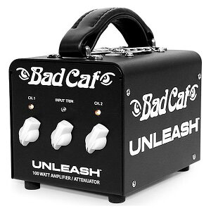 【送料無料】BadCat / バッドキャット Unleash リアンプ/アッテネーター