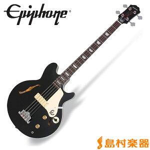エピフォン Jack Casady Bass [Ebony]
