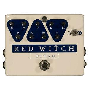【送料無料】RED WITCH / レッドウィッチ Titan Delay コンパクトエフェクター 【ディレイ】
