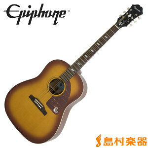 Epiphone Inspired by 1964 Texan Vintage Cherry テキサン エレアコギター 【エピフォン】
