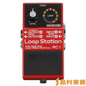 BOSS ルーパー エフェクター Loop Station RC-1 ボス RC1