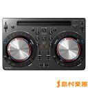パイオニア DJコントローラー iOS対応 DDJ-WEGO3-K ブラック Pioneer DDJWEGO3K