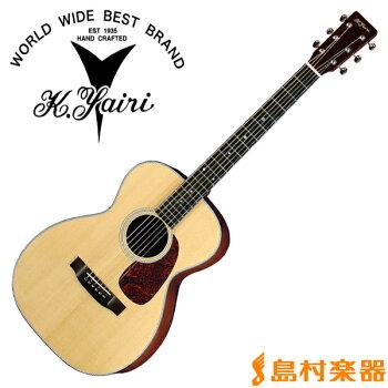 K.YairiYF-018Nアコースティックギター【フォークギター】スタンダードシリーズ【KヤイリYF-018】