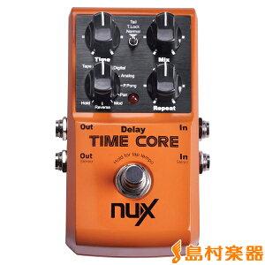 NUX ディレイ エフェクター TIME CORE ニューエックス