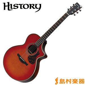 HISTORY NT-C3 SG アコースティックギター【フォークギター】 【ヒストリー NTC3】