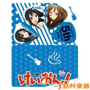 ピックカード ピック4枚組 けいおん!澪 (BLUE) PikCARD K-ON/MIO