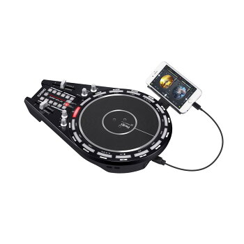 カシオDJコントローラーTRACKFORMERXWDJ1CASIOTRACKFORMERXW-DJ1