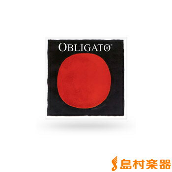 バイオリン用アクセサリー・パーツ, 弦 PIRASTRO 411821 OBLIGATO D 44 Mittel 1