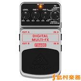 BEHRINGER DIGITAL MULTI-FX FX600 マルチエフェクター 【ベリンガー】