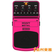 BEHRINGER HEAVY METAL HM300 ディストーション エフェクター 【ベリンガー】