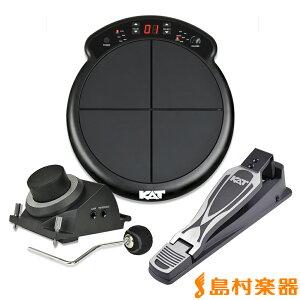 【送料無料】KAT Percussion デジタルパーカッション ドラム簡易セット KTMP1-SK 【キャットパ...