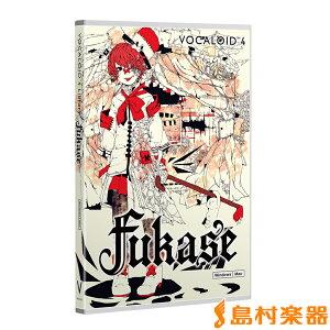 【送料無料】YAMAHA ボーカロイド VOCALOID4 Library Fukase ( SEKAI NO OWARI ) 【ヤマハ】YAM...