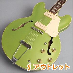 【送料無料】CoolZ ZSA-RV/MLO エレキギター 【クールZ セミアコ】 【ビビット南船橋店】 【ア...