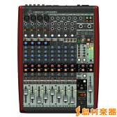 BEHRINGER UFX1204 12ch 4Busミキサー・USB/FireWireオーディオインターフェイス 【ベリンガー】